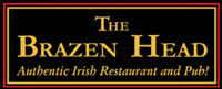 The Brazen Head Authentic Irish Restaurant and Pub